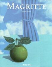 Magritte (Big Art) by Meuris, Jacques Hardback Book