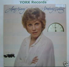 ANNE MURRAY - Somebody's Waiting - Ex Con LP Record