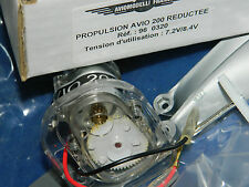 aviomodelli france PROPULSION AVIO 200 REDUCTEE moteur motor antriebset 7,2-8,4V