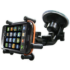 """[Vice] VEHICLE CAR MOUNT HOLDER for Smart Phone 3.5"""" 4"""" 4.3"""" iPhone 5 4 4S 3GS"""