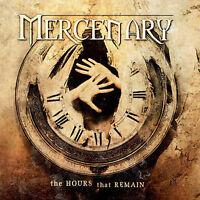 The Hours That Remain MERCENARY CD + DVD LTD DIJIPACK