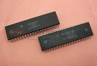 Motorola MC6803P 6803,8BIT SINGLE-CHIP MPU MCU  x 10PCS
