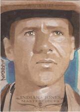 "Indiana Jones Masterpieces - Sarah Wilkinson ""Indy"" Sketch Card"