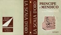 LA SCALA D'ORO N.5 S. V - PRINCIPE E MENDICO [DC21]