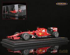 Ferrari SF15-T F1 900. F1 GP Ferrari GP Belgien 2015 Sebastian Vettel, BBR 1:18