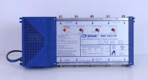 SPAUN SBK 5503 NF Launch Amplifier
