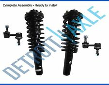 1997-2001 Honda CR-V Complete Front Struts & Coil Spring Pair & Sway Bars Kit