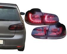 LED RÜCKLEUCHTEN VW GOLF 6 VI 08-12 ROT SCHWARZ ORIGINAL R-LOOK KIRSCHROT