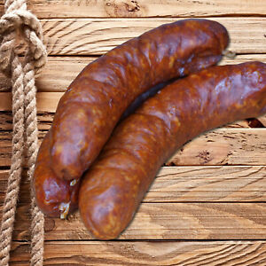 Paprikaknacker - regionales Fleisch - geräuchert - 5er Pack - 600g
