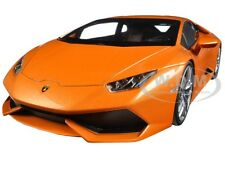 LAMBORGHINI HURACAN LP610-4 ORANGE 1/18 DIECAST MODEL CAR BY KYOSHO C09511 P