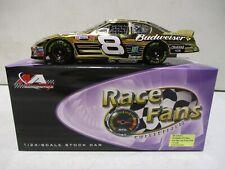 Action 2004 Dale Earnhardt Jr Budweiser Daytona 500 Winner Gold Chrome 1/24 10/1