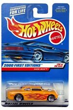 2000 Hot Wheels #86 First Edition Shoe Box lace