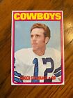 1972 Topps Roger Staubach #200 Rookie Ex-NrMt; May have been trimmed see notes