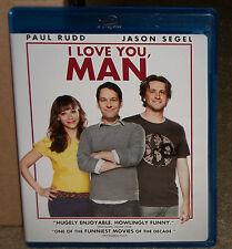 I Love You, Man Blu-ray Paul Rudd