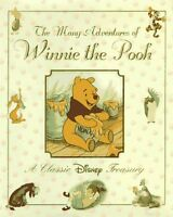 The Many Adventures of Winnie the Pooh: A Classic Disney Treasury by Janet Campb