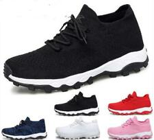 Sneakers Size 7-13 Mens Breathable Outdoors Shoes Running Trainers Athletic Gym