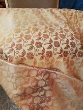 Flowers & Plants Heavy 6 - 10 Metres Clothing Craft Fabrics