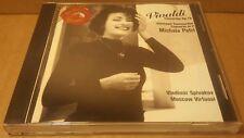 Michala Petri - Vivaldi Concertos Op. 10 - Sammartini Concerto in F CD BMG NM