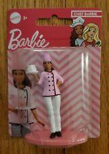 """Muñeca Barbie De Fútbol Mattel Miniatura Figura De 3/"""" Pulgadas nuevo"""