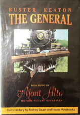 Buster Keaton's The General from the Mont Alto Motion Picture Orchestra.  Rare!