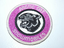Vintage Arctic Cat Snowmobiles  Patch-----NEW
