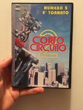 Corto circuito 2 (1988) DVD Tristar Sony