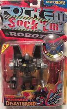 Rock Em Sock Em Robots Robo Tournament Disasteroid 2001 Mattel NEW