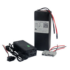 36v10Ah Lithium Li-ion Battery Pack for 500W Ebike Scooter 3A Charger