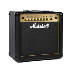Marshall MG15GFX 15W Guitar Combo with FX, Gold (NEW)