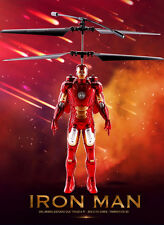 1PC AVENGER 2 IRON MAN ELECTRIC RC SENSOR RADIO REMOTE CONTROL KIDS FLYING TOY