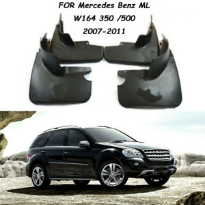New OEM Splash Guards Mud Guards Flaps FOR Mercedes Benz ML W164 350 /500 07-11