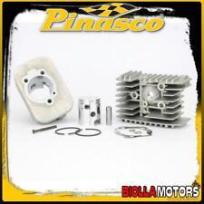 25028904 CILINDRO PINASCO 75CC GILERA CBA SP.12 ALLUMINIO(GRIGIO)