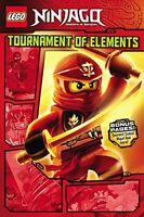 LEGO Ninjago  Tournament of Elements  Graphic Novel  1   Lego Ninjago