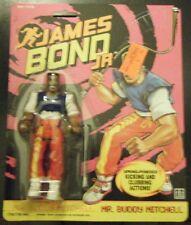 "HASBRO JAMES BOND JR - 5"" MR BUDDY MITCHELL FIGURE NEW SEALED"