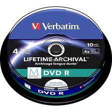 Verbatim M-Disc (DVD-R) 4,7GB, DVD-Rohlinge