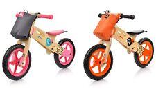 Kinderlaufrad Laufrad für Kinder Fahrrad Lernlaufrad Holz Holzlaufrad Bike meteo
