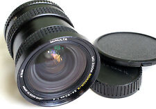 MINOLTA MD ZOOM ROKKOR-X 24-50mm f4 for MIRRORLESS CAMERAS JAPAN GOOD