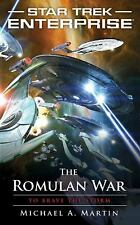 Star Trek: Enterprise: The Romulan War: To Brave the Storm-ExLibrary
