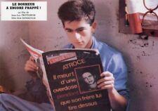 JEAN-NOËL BROUTE LE BONHEUR A ENCORE FRAPPE 1986 LOBBY CARD #4