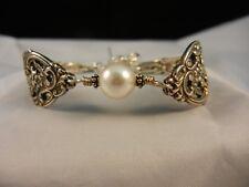 Silver Spoon Jewelry English Lace Bracelet NWT