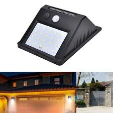 Handy 20 LED Waterproof Motion Sensor Solar Power Light Outdoor Lamp Security