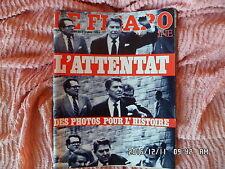 FIGARO magazine 04/04/1981 attentat reagan lili marleen  D94