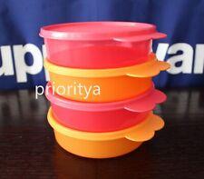 Tupperware Big Wonders Bowl Set of 4 500 ml New in Package