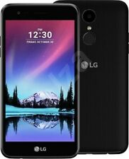 """LG K4 Black 2017 (Unlocked) 4G 8GB 5"""" WIFI Android 5MP 5"""" Android Smartphone"""