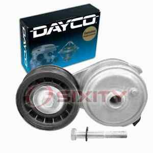 Dayco Drive Belt Tensioner Assembly for 1996-2000 Chevrolet K2500 5.0L 5.7L xh