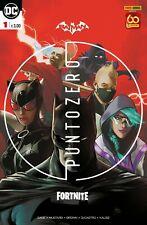 Batman X Fortnite: Punto Zero - Fumetto con Codice Dentro *Pre-Order 23 Aprile*