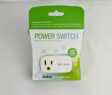 Belkin Conserve F7C016Q Power Switch for Iron, Electric Grill - 1800 Watts