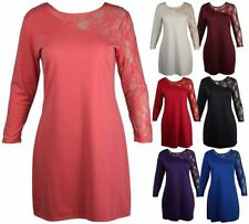 Mesh Hand-wash Only Plus Size Dresses for Women
