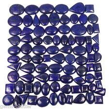 5000 Ct/89+ Pcs Wholesale Lot Blue Natural Lapis Lazuli Gold Flecks Gemstones