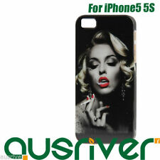 Unbranded/Generic Patterned Rigid Plastic Mobile Phone Cases, Covers & Skins for iPhone 5s
